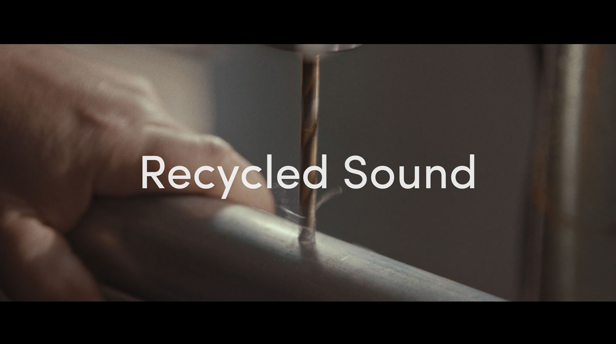 RECYCLED SOUND